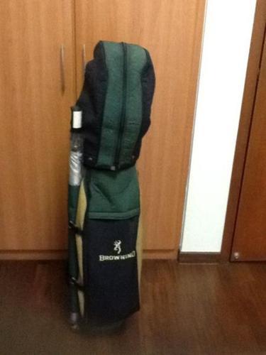 Golf Set with Bag and Umbrella