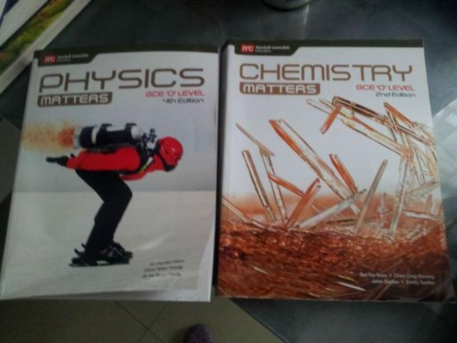 Chemistry Matters Book