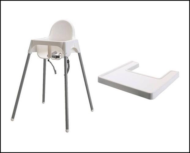 Good Condition IKEA High Chair for SALE