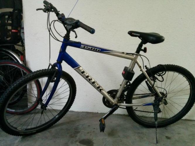 Good condition Trek men bicycle