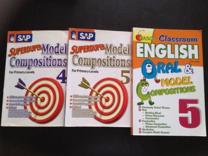 Good Oral & Model Compositions Bks, Science