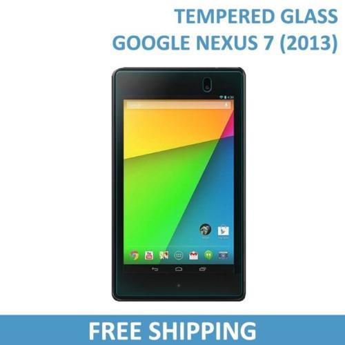 Google Nexus 7 2013 (2nd Gen) Tempered Glass / 0.2mm /