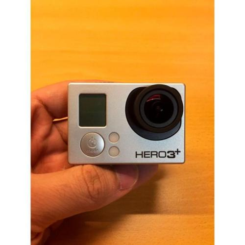 GoPro Hero 3+ Black Edition Adventure w/ Accessories