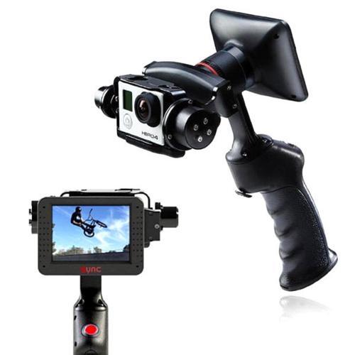 GoPro Stabilizer - Wenpod GP1+ Electronic Handheld