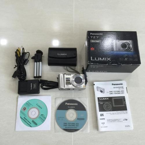 GRAB NOW BEFORE GONE! PANASONIC TZ7 LUMIX Camera