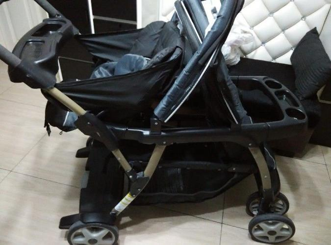 Graco Double Stroller Sit & Stand