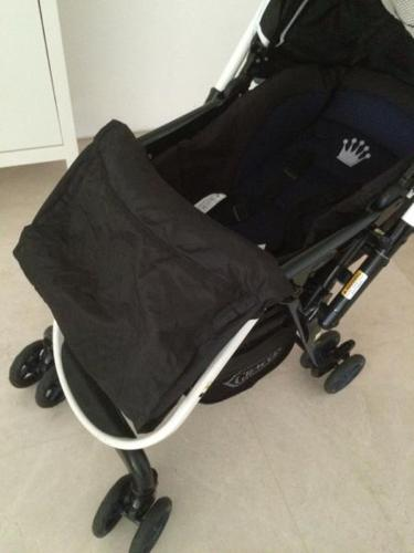 Graco stroller/ buggy used for 6 months fully reclined