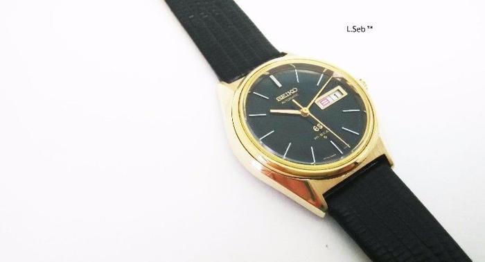 Grand Seiko 5646 - 7010 Gold Cap