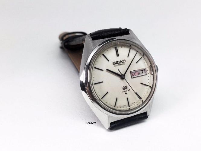 Grand Seiko 56GS Ref: 5646-7010 SS