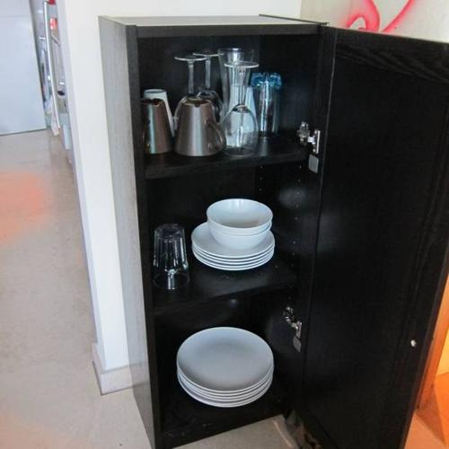 GREAT BARGAIN - storage cabinet has to go