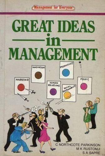 Great ideas in management! Free Strictly no meetups Add