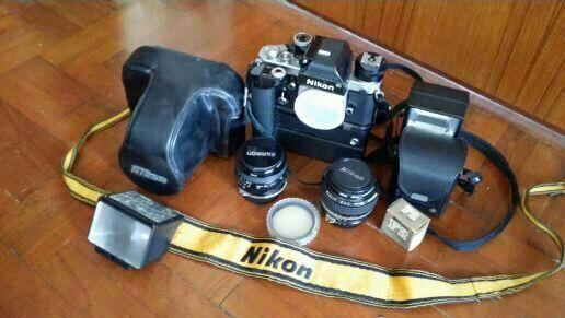 #GumtreeSellingSpree Nikon F2