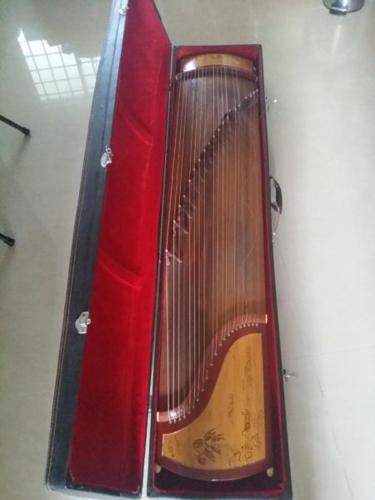 Guzheng 21 strings