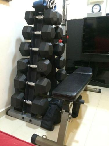 Gym equipments for sale. Pls SMS for prices.