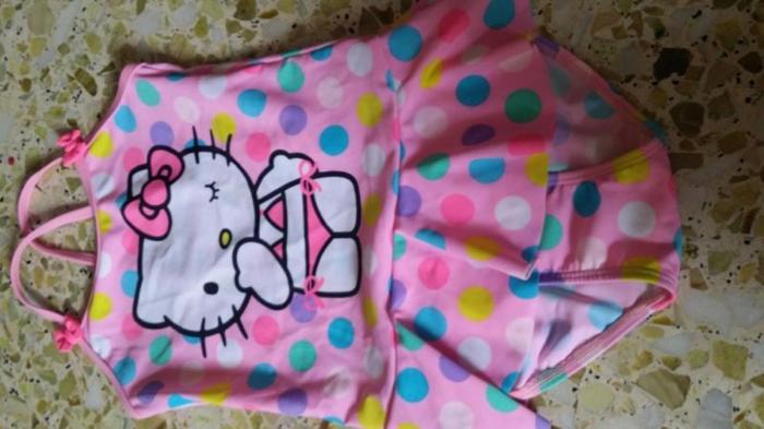H M Hello Kitty Swimming Costume For Sale In Ang Mo Kio Avenue 4