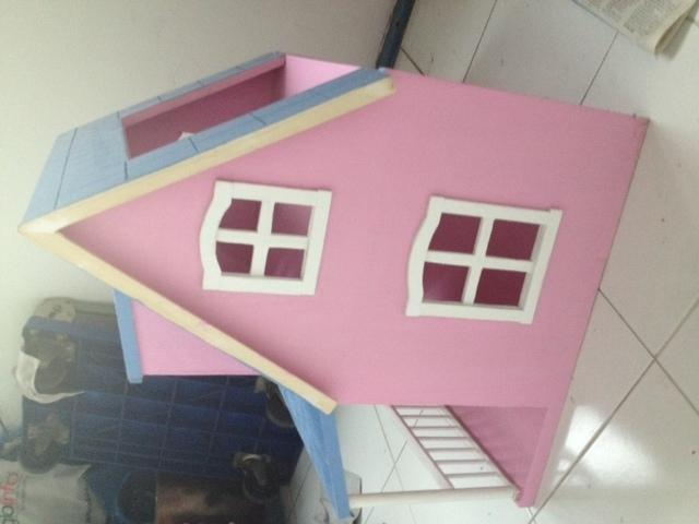 Handmade Wooden Doll House For Sale In Yuan Ching Road West