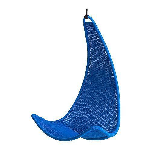 Hanging Blue Swings