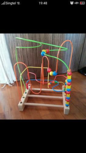Hape Education Toy