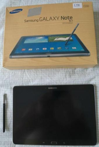 Hardly Used Samsung Galaxy Note 10.1 (2014 Edition) -
