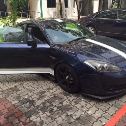 Hari Raya Package Coupe Sport Car Available