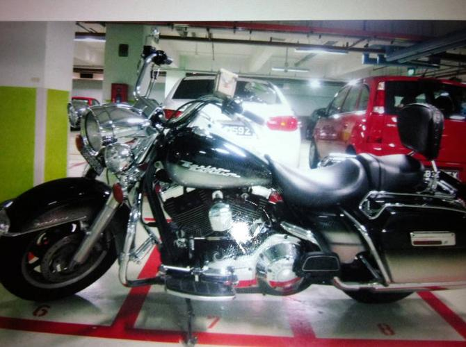 Harley Davidson 2001 Roadking (Carb) for Offer