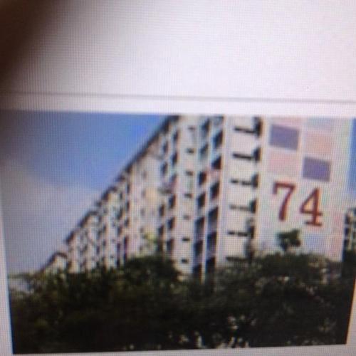 HDB Room Rental: Blk 74 Bedok North Road 1 Bedrooms