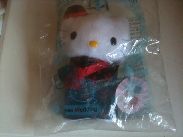 Hello Kitty & Dear Daniel Wedding Dolls