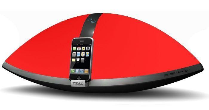 Hi-Fi Radio/CD dockig system for ipod/iphone
