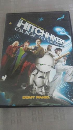 Hitchhiker's Guide to the Galaxy DVD