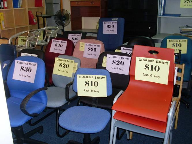 Office chairs office chairs outlet - Clearance home office furniture ...