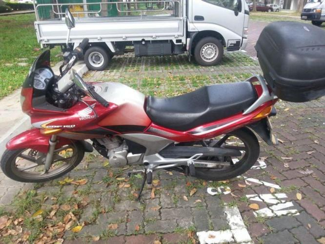 HONDA CBF150 selling at a low price since I am leaving