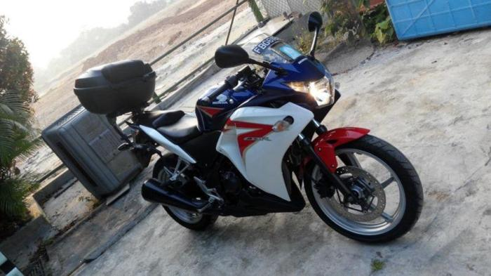 Honda Cbr 250 Cc For Sale In Admiralty Road North Singapore