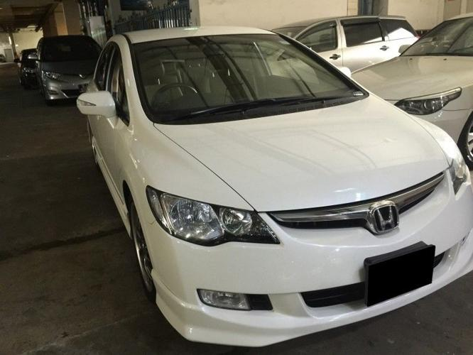 Honda Civic 1.8A ONLY $210.00 FROM 02/03-05/03/2018 ( P