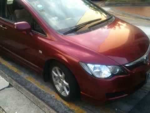 Honda Civic for sale to direct buyer