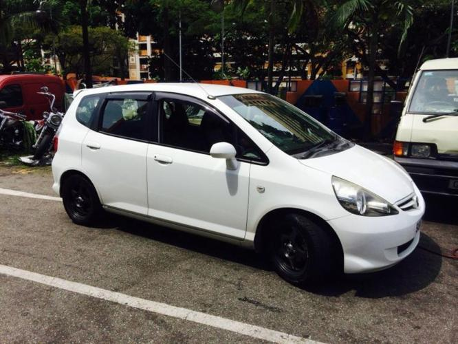 Honda Fit 1.3A For Sales