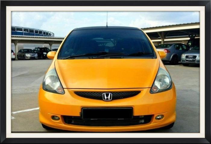 Honda Jazz 1.3M