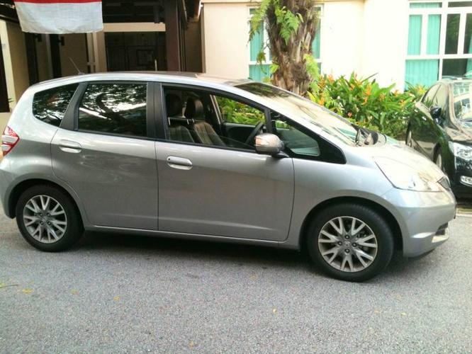 "Honda JAZZ SEPT 2009 dark grey 15"" RIM for Sale in Bayshore Road, East ..."