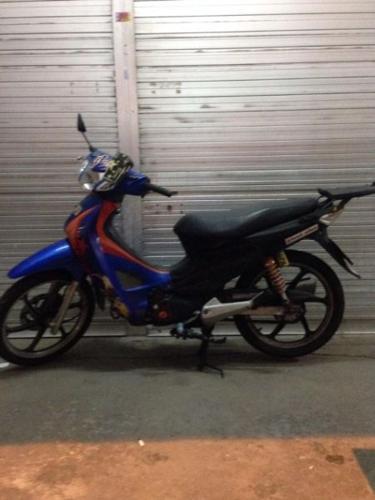 Honda Wave125 low mileage