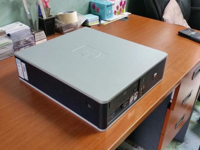 HP DC7800 SFF  Core 2 Duo CPU @ 2 33Ghz  Cheap Sale! for Sale in