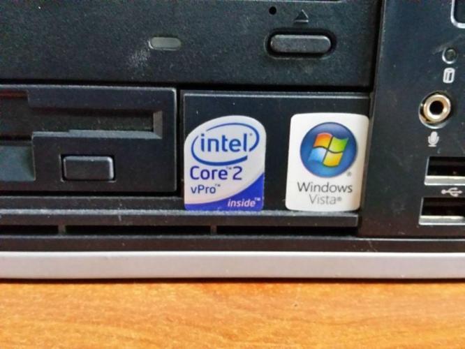 HP DC7900 SFF  Core 2 Duo CPU E8400 @ 3Ghz! for Sale in Pandan Loop