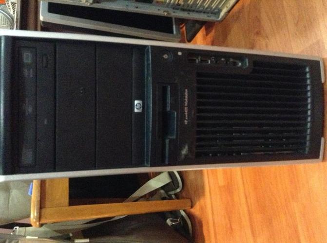HP Desktop CompleteSet - Heavy Duty Type