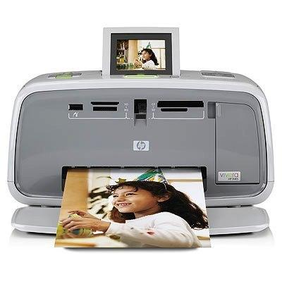 HP Photosmart A616 Compact Photo Printer