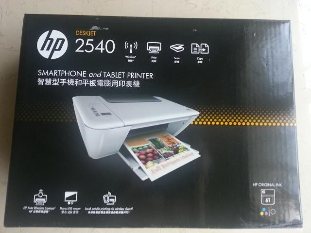 HP Printer model 2540 for sale at $70