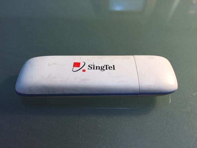 Huawai 3G dongle (mobile broadband)