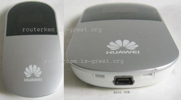 Huawei E5830 mobile 3G wifi portable router   no battery for