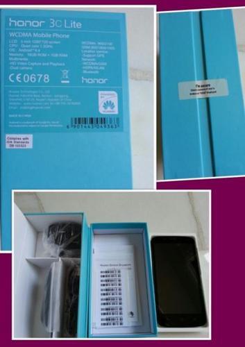 Huawei Honor 3C Lite ( new original set )