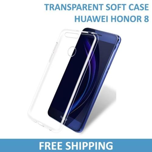 Huawei Honor 8 Transparent Case / Cover