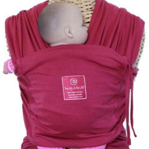 Hugabub Organic Baby Carrier Wrap