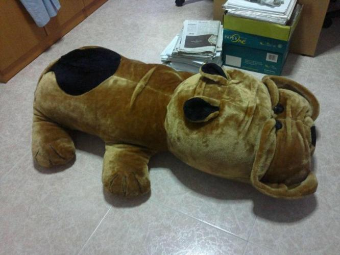 Huge Doggy