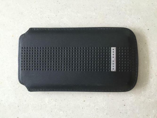 Hugo Boss Leather Case (iPhone 5, 5S, 5C)